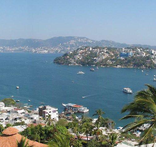 Побувавши в Акапулько