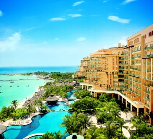 Готелі Мексики