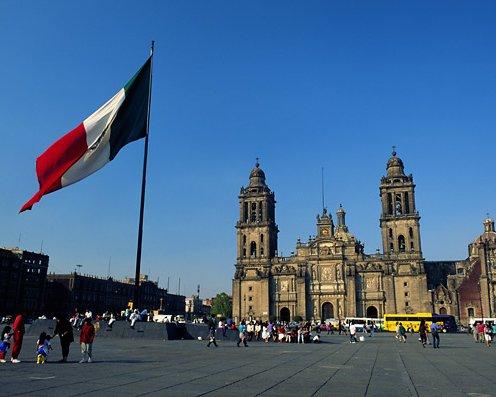 Мексика 2014 - країна широких