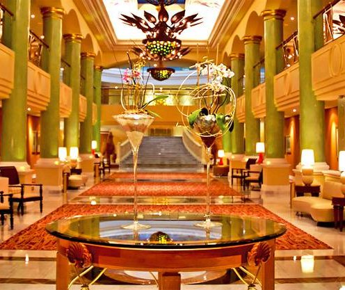 отель Iberostar Grand Hotel