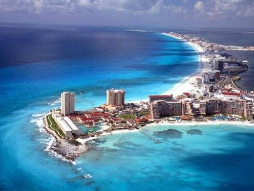 Канкун - знаменитий