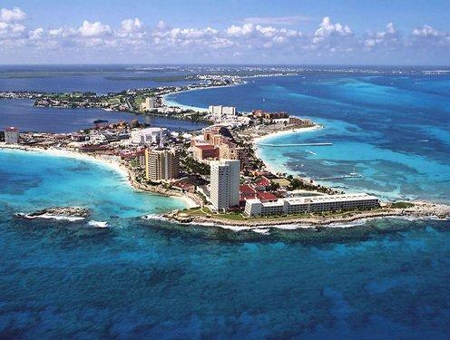 Канкун Мексика Райські курорти
