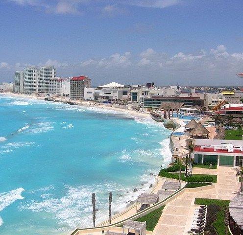 Kurortи Мексиканська Карибського басейну