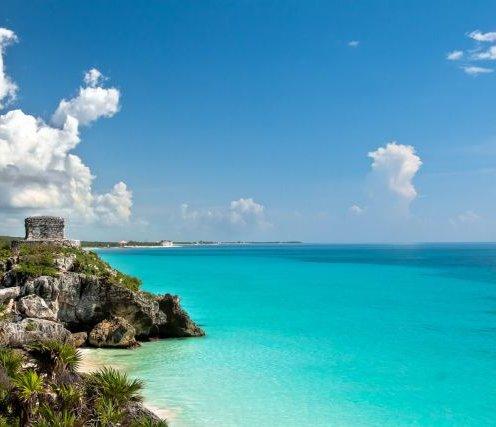 Пляжний відпочинок в Мексиці - це