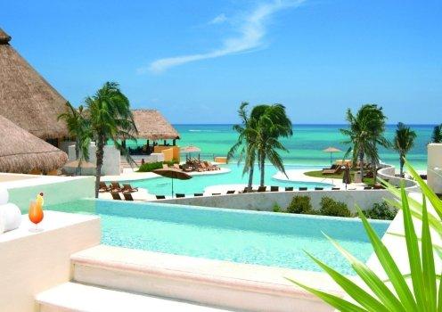 Основні курорти Мексики