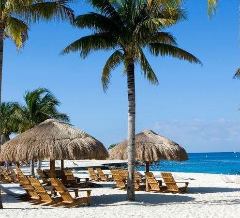 Канкун Канкун Пляж Карибское