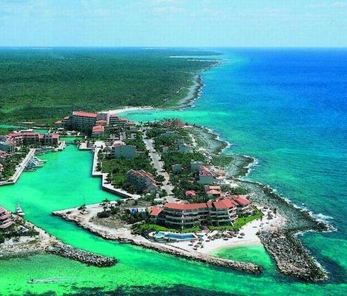 Тури в Мексику. Рів єра Майя